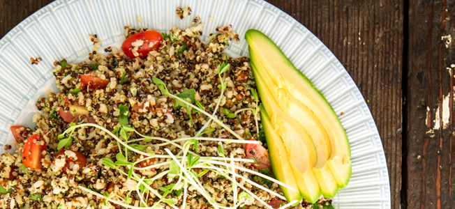 salad header