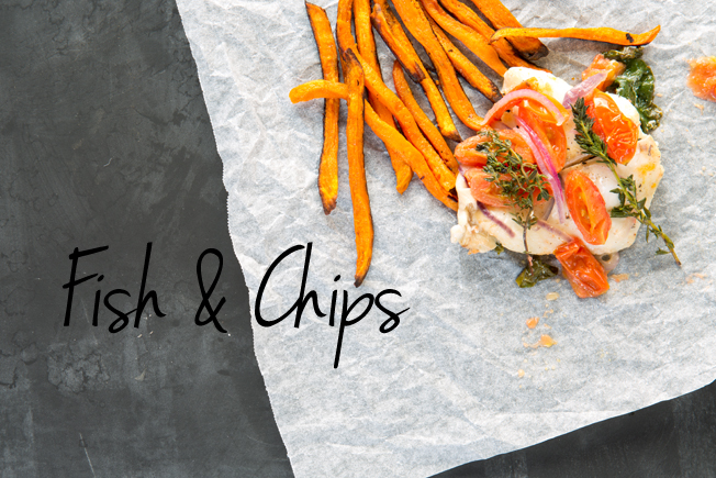 Fish & Chips | Nadia Felsch