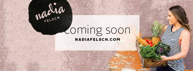 Coming Soon | Nadia Felsch